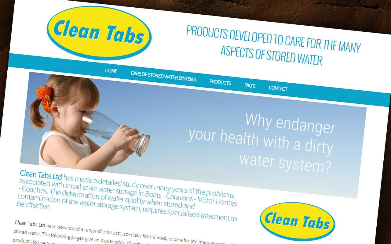 Clean Tabs Ltd