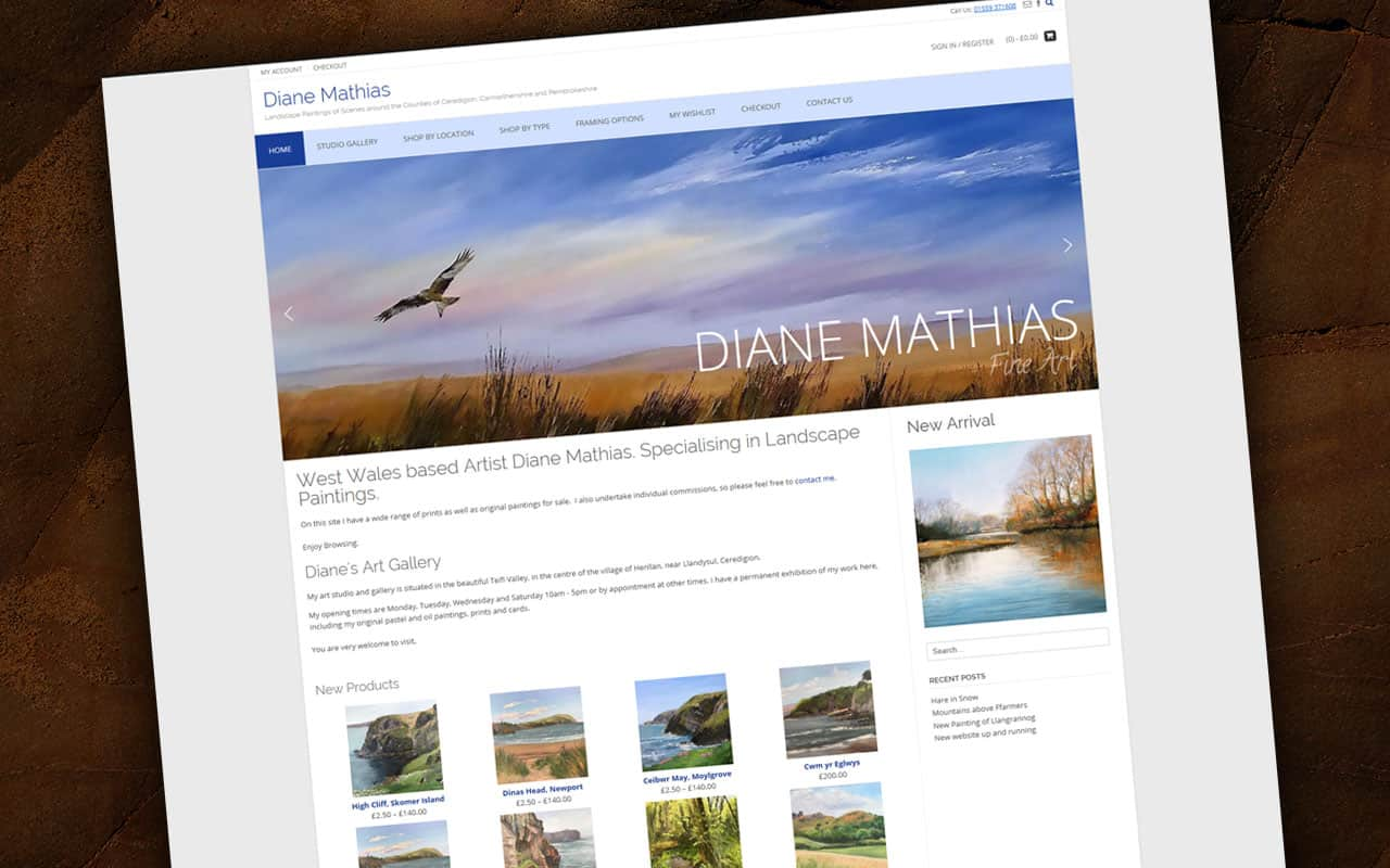 Diane Mathias