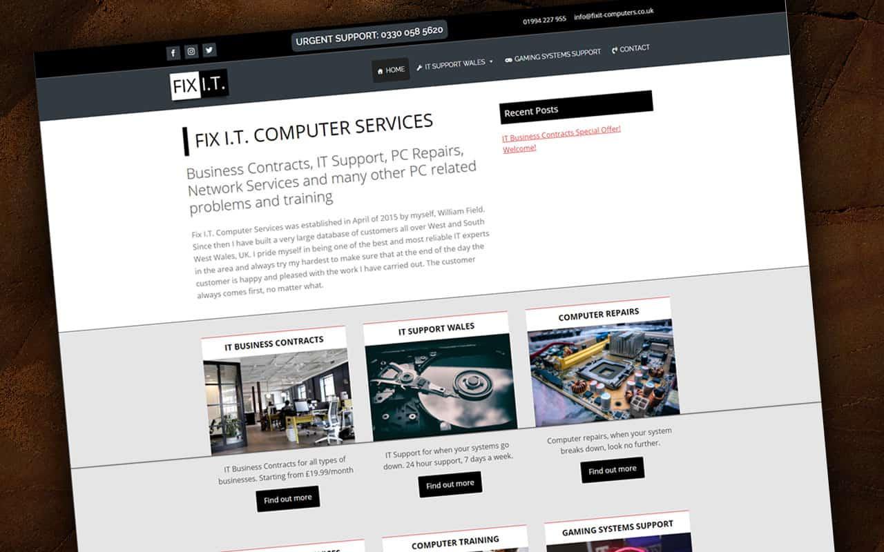 FIX I.T. Computer services