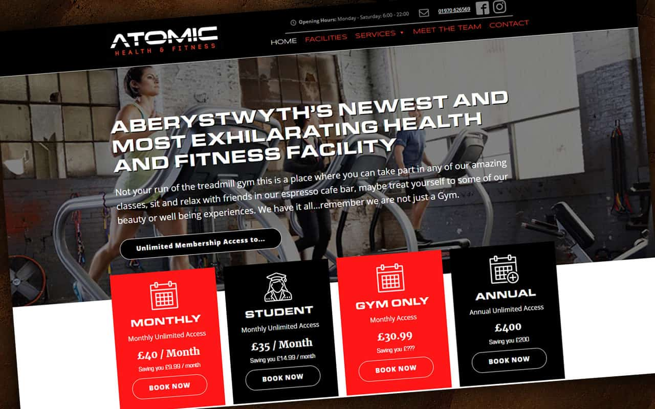 Atomic Health & Fitness