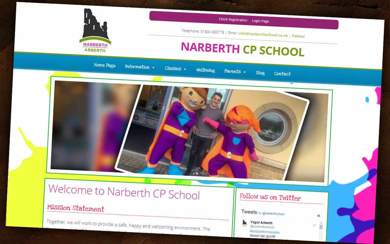Narberth CP School